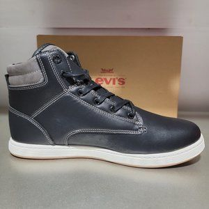 Levi's Shoe Daryl Cacti Hi Too Black 517585-24A